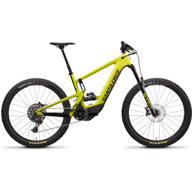 Santa Cruz Heckler 8 CC R-Kit, yellow